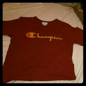 A champion shirt